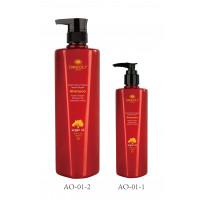 Szampon regeneracyjny do włosów z olejkiem arganowym i aktywnym tlenem 800ml