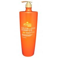 Profesjonalny szampon do włosów farbowanych Angel Expert 2000 ml